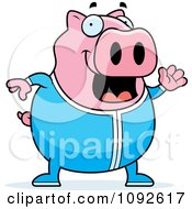 pigs in pajamas coloring pages - photo#36