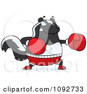 Chubby Skunk Boxer