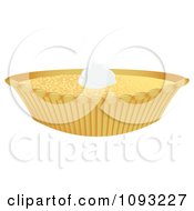 Clipart Custard Pie Royalty Free Vector Illustration by Randomway