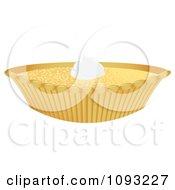 Clipart Custard Pie Royalty Free Vector Illustration by Randomway