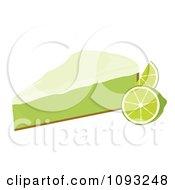 Slice Of Key Lime Pie 1