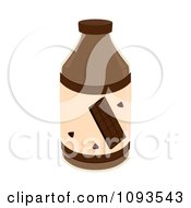 Bottle Of Chocolate Milk