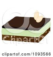 Clipart Mint Naimobar 1 Royalty Free Vector Illustration