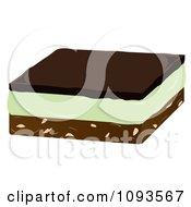 Clipart Mint Naimobar 2 Royalty Free Vector Illustration