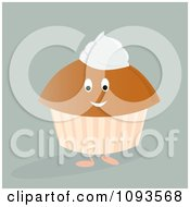 Muffin Character