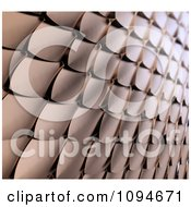 Clipart 3d Scales Background Pattern 2 Royalty Free CGI Illustration