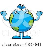 Mad Earth Globe