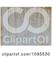 Clipart Brown Rust Dripping Down Gray Metal Royalty Free Vector Illustration by BestVector