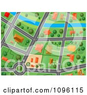 Residential Gps Street Map 4