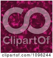 Clipart Textured Pink Animal Fur Background Royalty Free Illustration