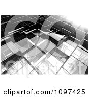 Clipart 3d Abstract Glass Background Royalty Free CGI Illustration