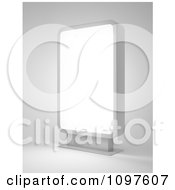 Clipart 3d Illuminated Display Royalty Free CGI Illustration by Mopic