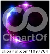 Clipart Magical Orb Or Planet With Flares And Glowing Lights Royalty Free Vector Illustration by TA Images #COLLC1097784-0125
