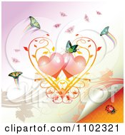 Butterflies And Hearts 5