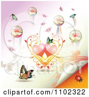 Butterflies And Hearts 6