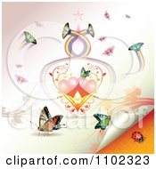 Butterflies And Hearts 7
