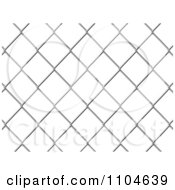 3d Chicken Wire Background
