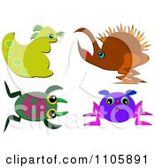 Cute Alien Creatures