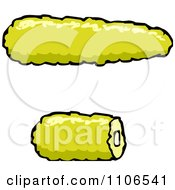Clipart Corn Royalty Free Vector Illustration