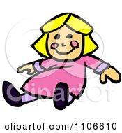 Happy Toy Doll
