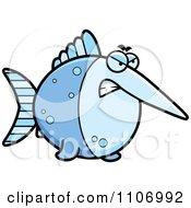 Angry Swordfish