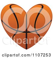 royalty free rf basketball love clipart illustrations vector rh clipartof com free peace and love clipart free clipart love symbols