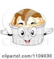 Mashed Potatoes And Gravy Mascot