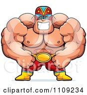 Strong Luchador Wrestler