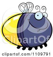 Grinning Firefly Lightning Bug