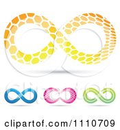 Colorful Infinity Symbols 1