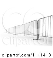 3d Metal Security Barriers