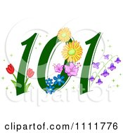 Clipart Gardening 101 Icon Royalty Free Vector Illustration by BNP Design Studio