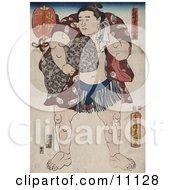 Ichiriki The Sumo Wrestler