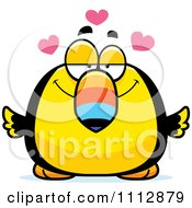 Clipart Toucan Bird In Love Royalty Free Vector Illustration by Cory Thoman