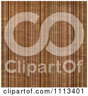 Clipart Wrinkled Brown Stripes Background Royalty Free CGI Illustration