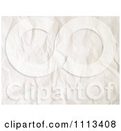 Clipart Crumpled Paper Background Royalty Free Vector Illustration