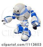 3d Rogi Robot Waving 1