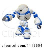 3d Rogi Robot Waving 2