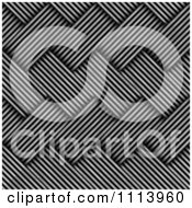 Clipart 3d Weaved Dark Wire Mesh Background Royalty Free CGI Illustration by Leo Blanchette