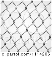 Clipart Chicken Wire Fence Royalty Free Vector Illustration by vectorace