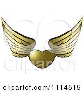 Golden Winged Heart