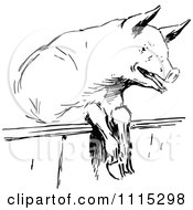 Royalty-Free (RF) Pig Pen Clipart, Illustrations, Vector ...