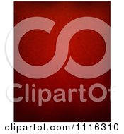 Clipart Grungy Red Leather Background Royalty Free CGI Illustration