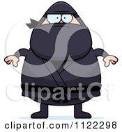 Chubby Ninja Man
