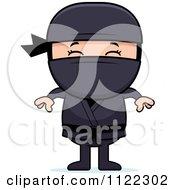Happy Ninja Boy
