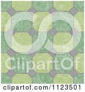 Clipart Of A Seamless Tile Floor Texture Background Pattern Royalty Free CGI Illustration