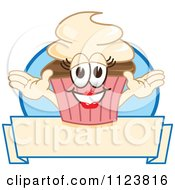Happy Cupcake Logo 4