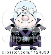 Evil Chubby Male Villain