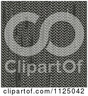 Clipart Of A Seamless Chainmail Texture Background Pattern Royalty Free CGI Illustration by Ralf61