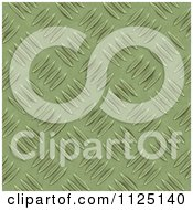 Clipart Of A Seamless Green Metal Diamond Plate Texture Background Pattern Royalty Free CGI Illustration by Ralf61